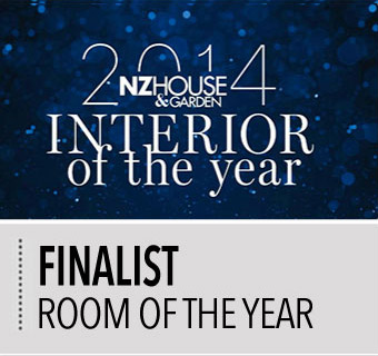 2014 NZ House and Garden Interior of the Year Finalist Design Spec Interior Design Auckland
